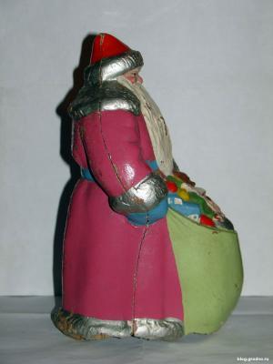 Дед мороз 70-х, профиль